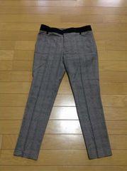 JILL STURAT(ジルスチュアート)チェックパンツ美品
