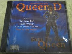 QUEEN D/新品/BOW TO THA QUEEN/G-Rap/MURDER INC./DOLAMITE