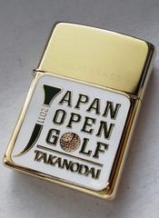 ZIPPO Japan open Golf  Takanodai country TransG original