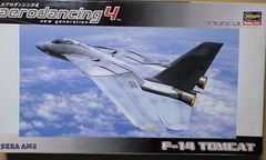 1/72 ハセガワ エアロダンシング4 F-14 トムキャット クリアーパーツ