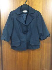 アローズ☆黒☆バルーン袖ジャケット