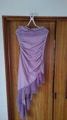 ギャバドレス薄紫