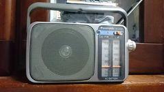 パナソニックのラジオ(AM-ワイドFM)