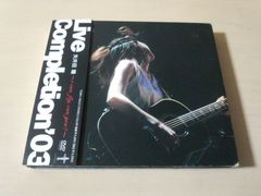 矢井田瞳DVD「Live Completion '03〜I can fly,can you?〜」●