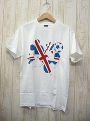 即決☆ミッキーマウス×スパシオ 半袖Tシャツ WU/XL 新品 送料164円