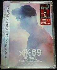 新品*2DVD THE MOVIE Road toThe Independent King AK-69 AK69