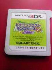 3DS[ドラゴンクエストモンスターズ2イルとルカの不思議なふしぎな鍵]ソフトのみ