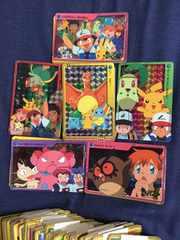 ポケットモンスターアニメコレクション金、銀1   ::  40セット