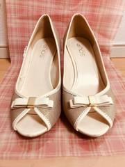美品靴+新品靴下2足セット結婚式やパーティーにSOUP
