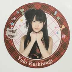 AKB48 CAFE 柏木由紀 コースター 初期 希少 レア NGT48