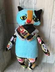 大きな猫chanぬいぐるみ★ハンドメイド