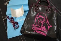 サマンサタバサ 2wayショルダーバッグ