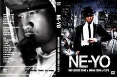 ≪送料無料≫NE-YO UNPLUGGED 2008 & JAPAN 2008 & CLIPSニーヨ