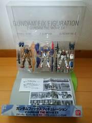 ガンダム フィックス フィギュレーション(FIX) Zガンダム ガンダムMk-II 百式セット