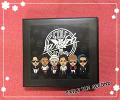 EXILE THE SECOND☆CD.DVDケース
