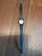 カシオ☆大人気定番の腕時計☆ブラック美品