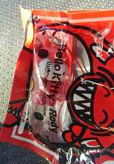 『Hello Kitty × Rody HALLOWEEN COLLECTION』 Liptonオマケ