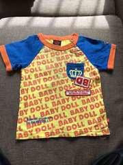BABY DOLL☆ミッキー☆Tシャツ☆80cm