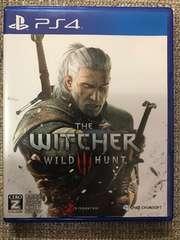 ウィッチャー3 ワイルドハント THE WITCHER�V WILDHUNT PS4