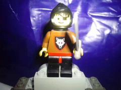 LEGOウルフ盗ぞく団1990年代製Aランク