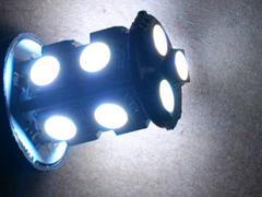 T20 ホワイト 13連SMD ダブル球 2個セット