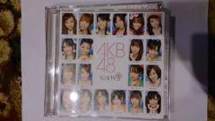 AKB48「10年桜」DVD付