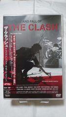 美品DVD!!ザ・ライズ・アンド・フォール・オブ・ザ・クラッシュ/1回再生のみ