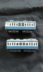 PART11 115系スカ色2両完成品