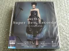 MISIA/Super Best Records-15th Celebration【3CD】ベスト/新品