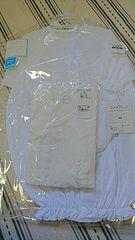 ☆新品未使用☆白色コンビドレス、コンビミニの肌着のセット