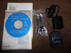 ウィルコム WX220J 充電器+α