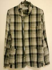 nonnative ブロックチェックジャケット 藤井隆行 BEAUTY&YOUTH 0