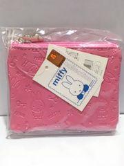ミッフィー コインケース 小銭入れ ピンク色