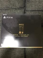 PlayStation4 FINAL FANTASY15 LUNA EDITION 1TB