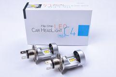 LEDヘッドライト C4 H4 HI-LO 25w 3000k 6000k