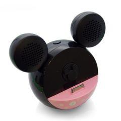 ☆ iPhone/iPod ディズニースピーカー (ミニーマウス)