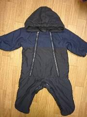 ユニクロ☆ジャンプスーツ つなぎ 60