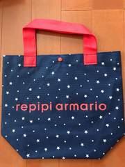 レピピアルマリオ★repipi armario ショッピングバッグ トート