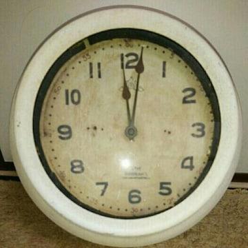 アンティーク 掛け時計 アナログ 時計 パリフランス 古時計 1895