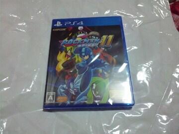 【新品PS4】ロックマン11 コレクターズパッケージ