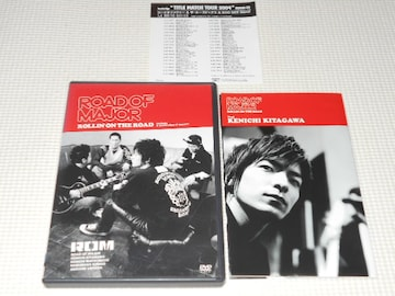 DVD★ROAD OF MAJOR ROLLIN' ON THE ROAD ロードオブメジャー