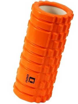 フォームローラー 筋膜リリース オレンジ