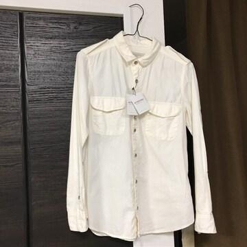 長袖シャツ丈68身幅44ユナイテッドアローズfサイズ新品未使用