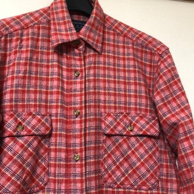 Mサイズチェックシャツ 送料無料 < 女性ファッションの