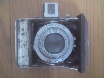 ★古いジャバラ式のカメラです☆