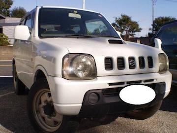 超稀少ジムニー2WD人気のパールホワイト車検満タンオートマ