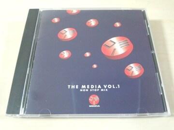 CD「ザ・メディアVol.1ノン・ストップ」イタリアン イタロハウス