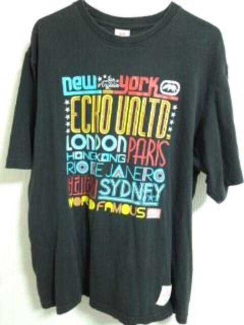 エコー Tシャツ L  < ブランドの