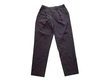 新品 titivate 黒 タック入り レディース パンツ LL XL 13