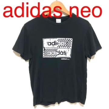 adidas neo Tシャツ